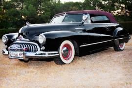1948 Buick Super Eight - Coches clásicos alquiler