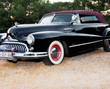 1948 Buick Super Eight - Coches clásicos alquiler