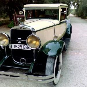 Alquiler de coches de lujo en Valencia. Cadillac