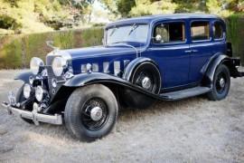 1931 Cadillac La Salle - alquiler coches clásicos