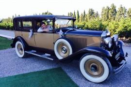 Alquiler coches de lujo Valencia : 1928 Graham Paige