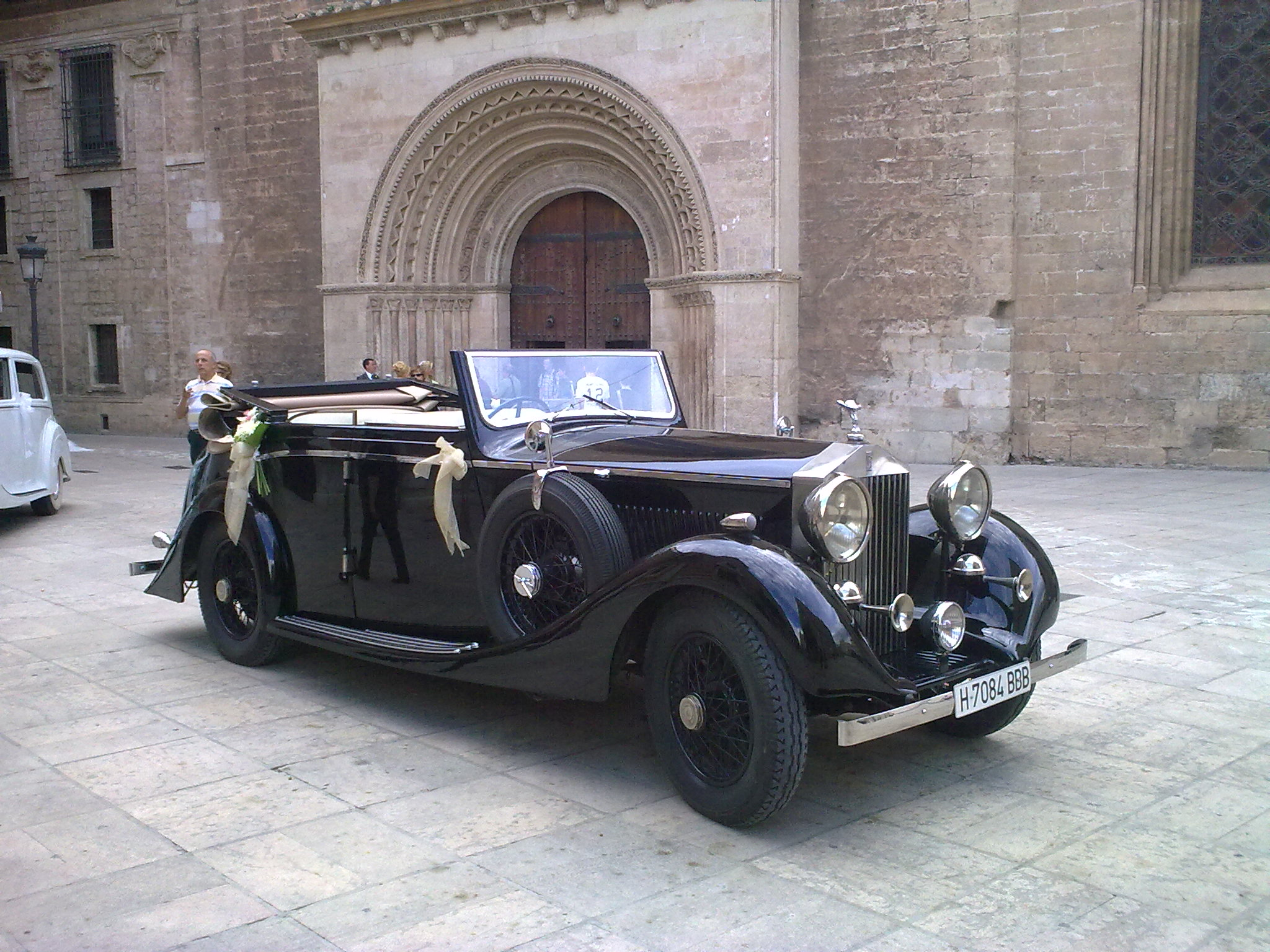 1930 Rolls Royce Convert Events Cars Coches Para Bodas