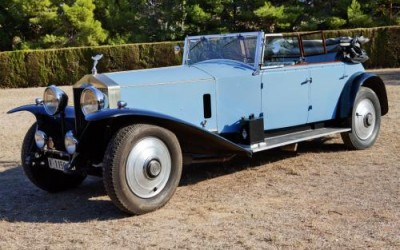 1929 Rolls Royce Phantom - Rolls Royce para bodas