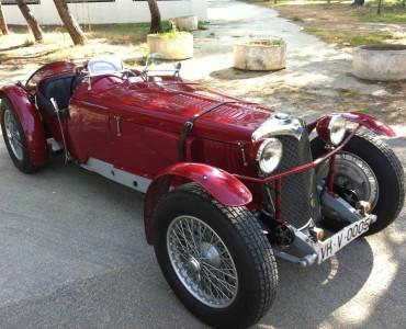 1936 Riley Sport Special - Alquiler coche eventos