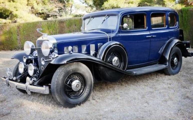 Cadillac Le Salle - coches clásicos para bodas en verano