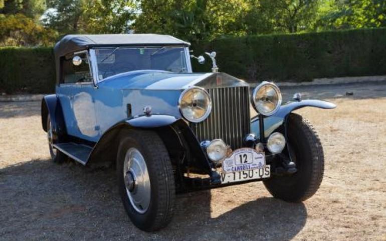 Rolls Royce para bodas coche nupcial en Events Cars