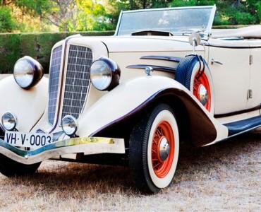 1934 Auburn - Coches para bodas en events cars