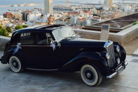 Bentley Mark VI - Coches antiguos alquiler