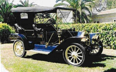 1908 Buick - Alquiler de coches nupciales en Events Cars