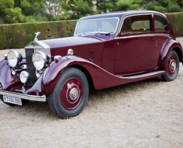 Rolls Royce para bodas - Rolls Royce Coupé