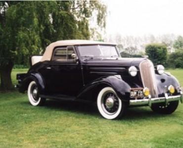 1935 Chevrolet - coches clásicos para eventos Valencia