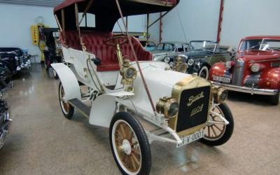 Alquiler coches de lujo en Valencia : 1904 Buick