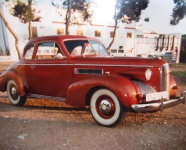 1939 Cadillac La Salle Coches para bodas