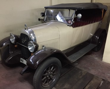 1919 Fiat 501 Torpedo Coches para bodas Valencia