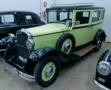 Coches para bodas: 1926 Fiat Taxi