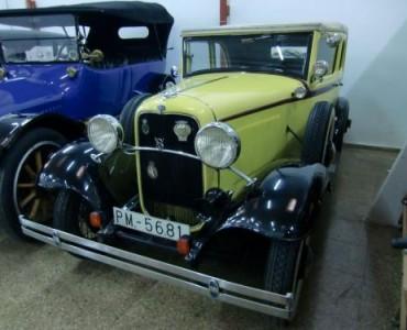 1932 Ford Victoria Convertible - Coches para bodas