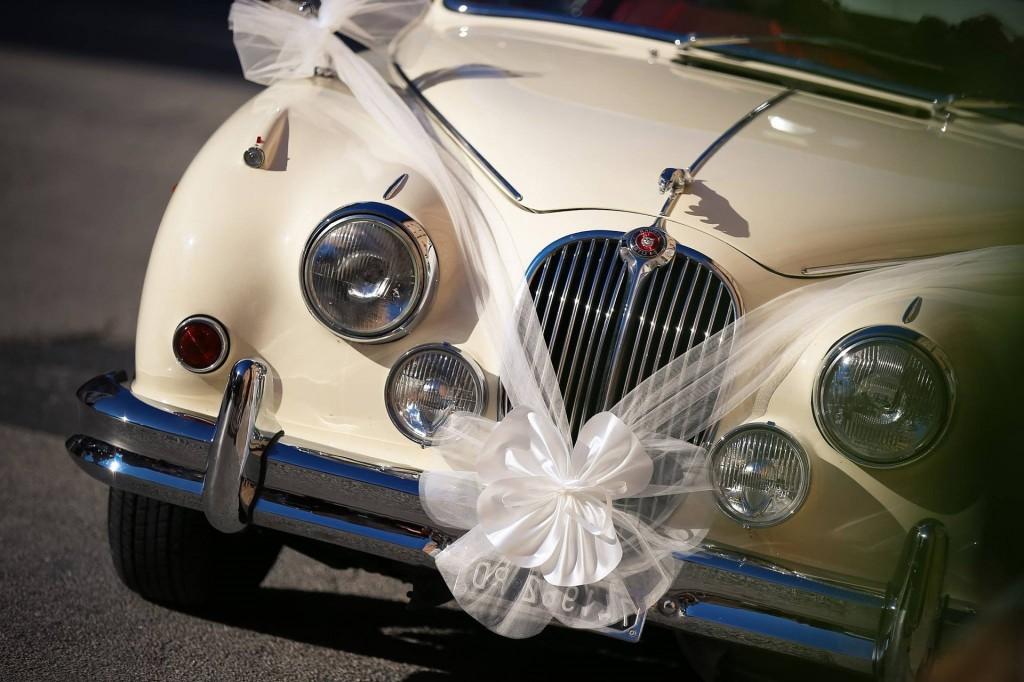 Alquiler de limusinas cásicas para bodas - Coches nupciales Valencia